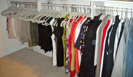 the organized wardrobe faqs