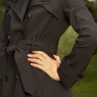 wardrobe essentials grey coat