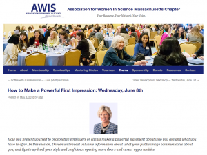 American Association For Women In Science