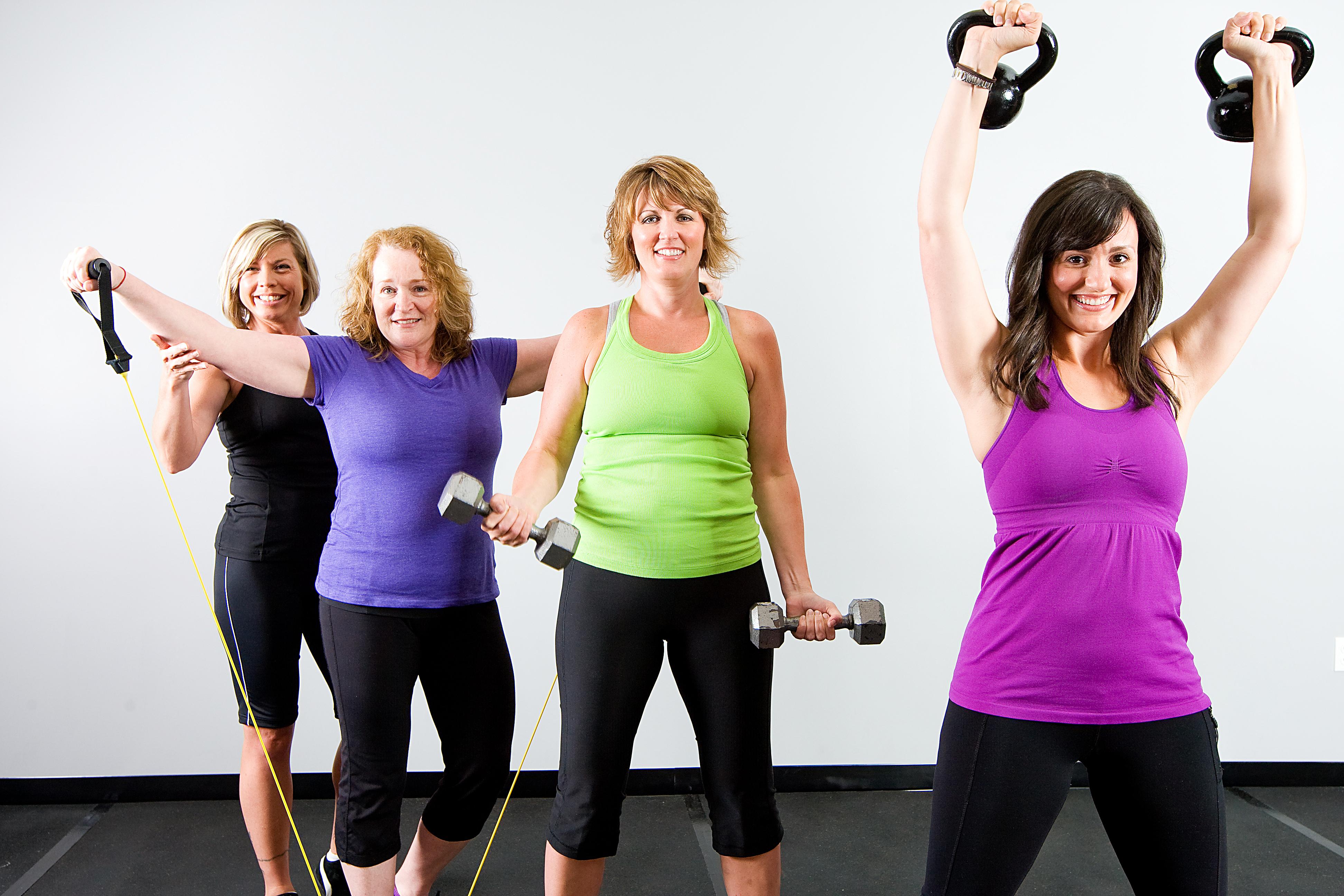 Спорт для похудения девушкам