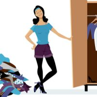 The Top 5 Steps to Conquer Closet Chaos